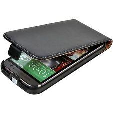 Handy Tasche für HTC one M8 Cover Flip Case Schutz Hülle Schale Etui
