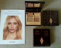 New Charlotte Tilbury Legendary Muse Luxury Palette Eyeshadows Gisele Gigi Hadid