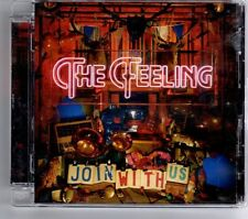 (GT491) The Feeling, Join With Us - 2008 CD