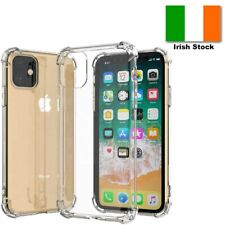 Clear Case Cover for iPhone 7 8 + X XR XS XS MAX 11 PRO MAX SE2 12 MINI PRO MAX