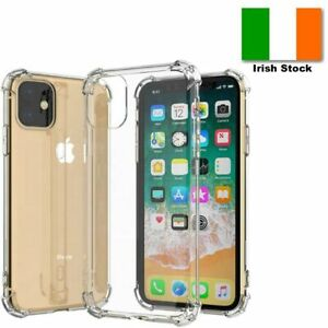 Clear Case Cover for iPhone 12 11 PRO MAX MINI XS MAX XR X 8 7 +