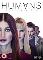 Nuovo Humans Serie 1 A 2 DVD