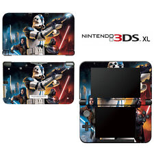 Vinyl Skin Decal Cover for Nintendo 3DS XL LL - Star Wars Storm Trooper