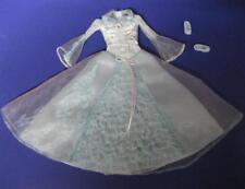 Barbie Magic Pegasus Rayla Cloud Queen Hispanic Doll 2005 Cloth-Blue Dress Gown
