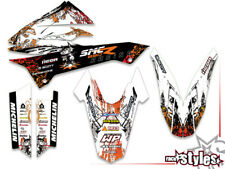 KTM 690 SMC R, ENDURO (08-17) | graffiti Dekor FULL decal KIT grafiche graphique