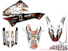 KTM 690 SMC R, ENDURO (08-17) | Graffiti décor Full Décalque Kit Grafiche graphique