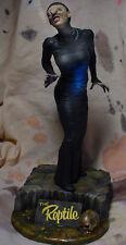 "The Reptile 12"" Statue Professional Build & Paint Hammer Horror Needham Sculpt"