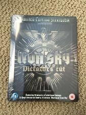 Iron Sky Steelbook (Blu-ray) Region Free [UK] EMBOSSED BRAND NEW!!!