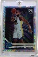 2019-20 Panini Optic Rated Rookie Fanatics Silver Wave Eric Paschall RC #199