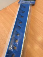 Brand New Blue Sharks Teeth Spanner Organiser Holds 20 Spanners - Holder Rack