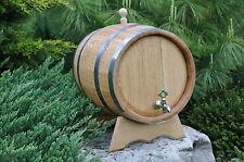 Oak BARREL 10 L wooden barrels ENGRAVER! cider whiskey barrel beer keg wine cask