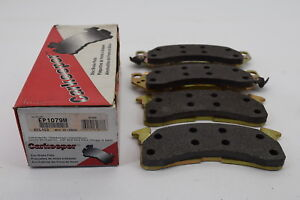 Carkeeper EP1079M Front Disc Brake Pad Set - Semi-Metallic
