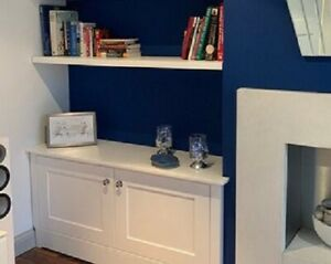 Alcove Cabinet Made To Order