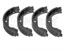 MEYLE -BMW X5 E53 E46 M3 E60 E61 HANDBRAKE PARKING SHOE SET FITTING KIT