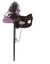 Steampunk Venetian Mask