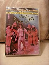 NEIL YOUNG + CRAZY HORSE - RUST NEVER SLEEPS ; DVD ; New & Sealed