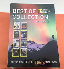 Best of National Geographic Channel Collection Volume 3 (DVD/2012/6-Disc) NEW!