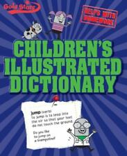 Childrens Illustrated Dictionary (Gold Stars),Parragon Books - Gold Stars