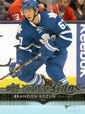 Brandon Kozun 2014/15 Upper Deck Young Guns RC #244