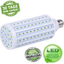 LED e27 15w SMD 5050 maíz lámpara de pera bombilla bombilla blanco fria