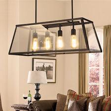 Kitchen Chandelier Lighting Large Pendant Light Office Lamp Black Ceiling Lights