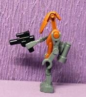Rocket Battle Droid Lego Star Wars The Clone Wars aus 8016 8086Top Zustand  F 81