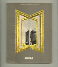 1983 Umberto Eco RASSEGNA Mirrors in ARCHITECTURE Luigi GHIRRI Paolo Ferrari