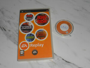 EA Replay (Sony PSP / 2006) Road Rash, Desert Strike, Wing Commander Road rash