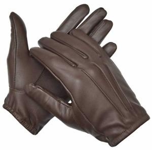 Low Cut Leather Gloves | Premium Fit | Premium Soft
