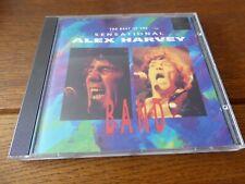 THE SENSATIONAL ALEX HARVEY BAND The Best Of CD Music Club 1991