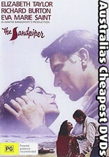The Sandpiper DVD NEW, FREE POSTAGE WITHIN AUSTRALIA  REGION ALL