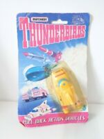 Thunderbird 4 Pull Back Action Vehicle by Matchbox 1992 Mint on worn card