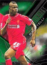 Liverpool Football Trading Cards Single Season 2014