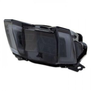 LED Rear Tailgate Light Black Yamaha MT 09 RN43 Smoked LED Tail Light
