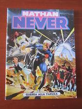 "NATHAN NEVER "" GUERRA ALLA YAKUZA "" STORIA BREVE SU RARO ALBETTO GENIAS 1992-'93"