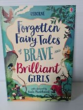 Forgotten Fairy Tales of Brave and Brilliant Girls by Various 9781474966429