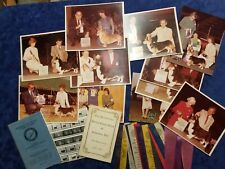 Vintage WELSH CORGI Dog Show Photos Ribbons & More! 60+ Photos Wow!!