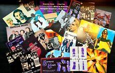 Original Depeche Mode Postcards Including Promos Good Condition