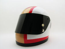 VINTAGE MIKE HAILWOOD Replica HELMET F1 BELL STAR 70's GP Pilot Racing McLaren