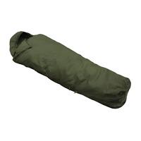 Genuine US Military Issue Modular Sleeping System Patrol Sleeping Bag, OD, USED