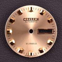Citizen Automatic Watch Dial 6501-657818-K Vintage Genuine OEM Part NOS