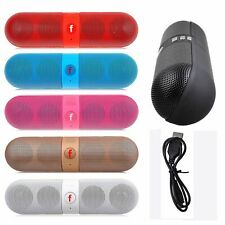 Portable Bluetooth Wireless Mini Speaker Super Bass Speaker Stereo For Phone Pad