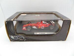 Ferrari F-2002 Michael Schumacher #1 2002 Marlboro Hotwheels 1/43 F1 Formula 1