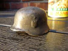 WW2 GERMAN MINIATURE HELMET