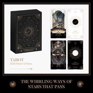 Anime Fullmetal Alchemist Tarot Card Paper Playingcard Size 90mm x160mm Full Set