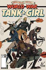 TANK GIRL WORLD WAR TANK GIRL #2 (OF 4), COVER D, New, Titan Comics (2017)