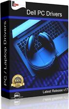 DELL Windows PC & Laptop DRIVERS Recovery/Restore/Repair/Install XP/Vista/7/8/10