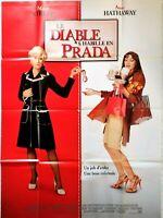 Plakat Kino Le TEUFEL TRÄGT Aus Prada 120x 160 CM