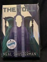 Owlcrate Exclusive The Toll Signed Edition Neal Shuster New Unread