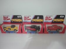 Serie Auto Model Die Cast Metal Mercedes BOX -MC-TOY-OLD-TIMER-ANNI-80 Nuove SA2